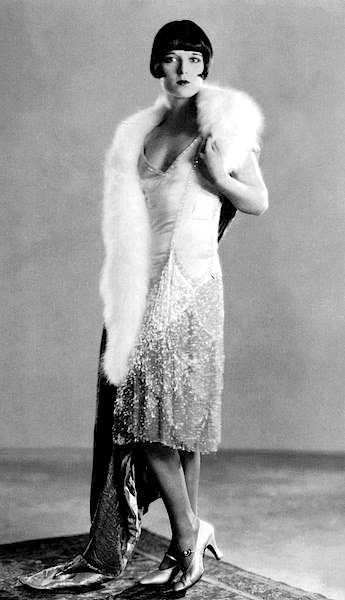 Louise Brooks - Photo credits: Laura Loveday (Flickr.com)