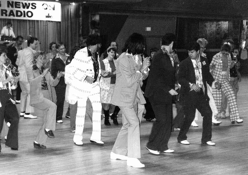 Jahren '70 Disco